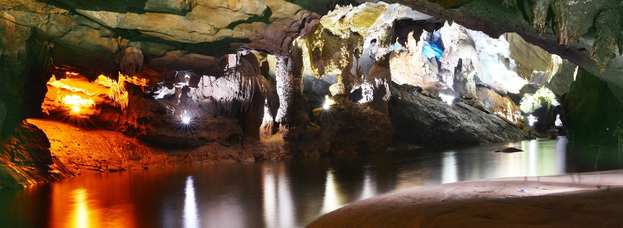 Tien Son Cave –  Phong Nha Caves